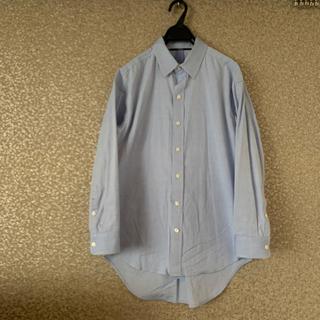 エディション(Edition)のエディション ビッグシャツ ブルー トゥモローランド(シャツ/ブラウス(長袖/七分))