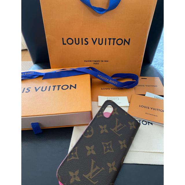 iphone8 ケース スポンジ ボブ 、 LOUIS VUITTON - ルイヴィトンiPhone Xケース【箱有り】の通販