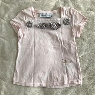 クリスチャンディオール(Christian Dior)のDior キッズ Tシャツ(Tシャツ/カットソー)