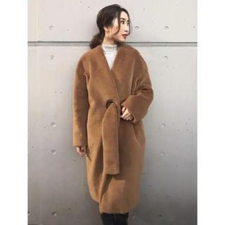 ムルーア(MURUA)のコート MURUA(毛皮/ファーコート)