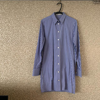 アクネ(ACNE)のみらい様専用 アクネ ロングシャツ ストライプ(シャツ/ブラウス(長袖/七分))