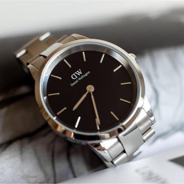 ロレックス 時計 レディース ゴールド | Daniel Wellington - 安心保証付!最新作【36㎜】ダニエル ウェリントン腕時計 Iconic Linkの通販