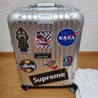 リモワ(RIMOWA)のリモワ トパーズ 35L キャビン スーツケース(トラベルバッグ/スーツケース)