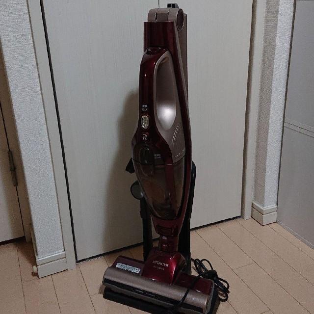 日立(ヒタチ)の日立コードレスクリーナー PV-BA100 スマホ/家電/カメラの生活家電(掃除機)の商品写真