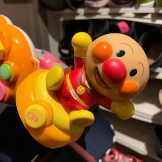 アンパンマン(アンパンマン)のアンパンマン キャラくるホーンベル(自転車)