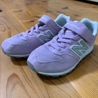 ニューバランス(New Balance)のnew balanceスニーカー サイズ18.5センチ(スニーカー)