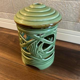 ジェンガラ(Jenggala)のJenggala ジェンガラ キャンドルホルダー バリ雑貨 陶器(アロマ/キャンドル)