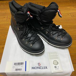 モンクレール(MONCLER)のモンクレールブーツHENOC  TG41箱付き(ブーツ)