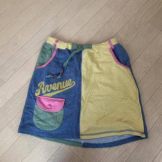 ラフ(rough)のrough スカート(ミニスカート)