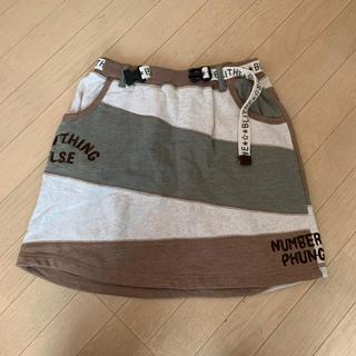 ラフ(rough)のrough ミニスカート(ミニスカート)