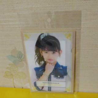 モーニングムスメ(モーニング娘。)のモーニング娘。20岡村ほまれ ソロビジュアルA6クリアファイル(クリアファイル)