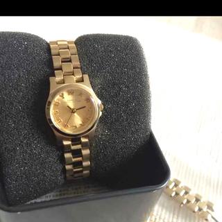 マークバイマークジェイコブス(MARC BY MARC JACOBS)のMARC BY MARCJACOBS 腕時計 レディース(腕時計)