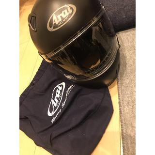 アライテント(ARAI TENT)のArai ヘルメット 新品 レディース用(ヘルメット/シールド)