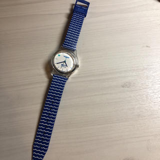 ボーイロンドン(Boy London)のBOY London 腕時計 青時計(腕時計)