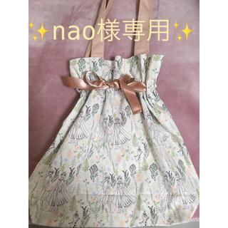 アナトユキノジョオウ(アナと雪の女王)のアナと雪の女王2 TSUTAYA限定 巾着トートバッグ(トートバッグ)