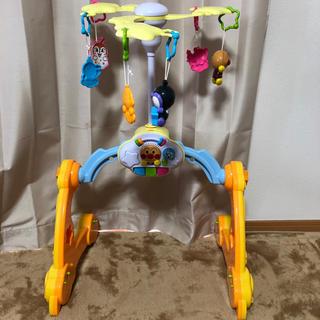 アガツマ(Agatsuma)のアンパン よくばりメリー 8way ウォーカー(知育玩具)