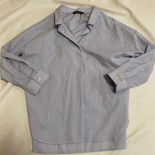 ニジュウサンク(23区)のGraceField ストライプシャツ(シャツ)
