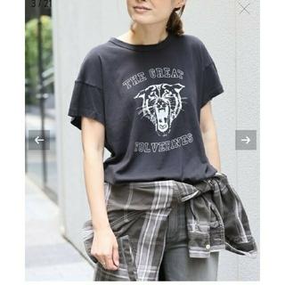 ドゥーズィエムクラス(DEUXIEME CLASSE)のドゥーズィエムクラス☆THE GREAT  Tシャツ(Tシャツ(半袖/袖なし))