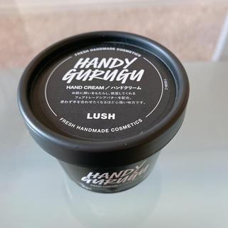 ラッシュ(LUSH)の新品未使用☆LUSH ハンドクリーム 「ハンドインハンド」100g(ハンドクリーム)