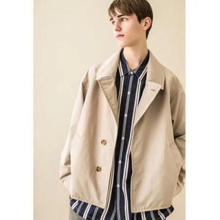 BEAUTY&YOUTH UNITED ARROWS - モンキータイム monkeytime CROPPED COAT ショートブルゾン