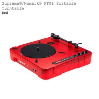 シュプリーム(Supreme)のsupreme Numark turntable turntable(ターンテーブル)