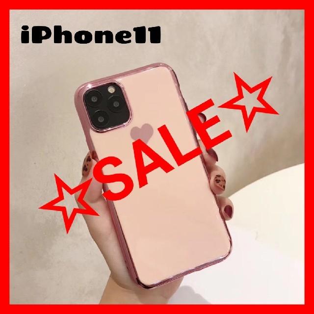 【SALE】☆iPhone 11☆ スマホケース ピンクの通販 by かだわ's shop|ラクマ