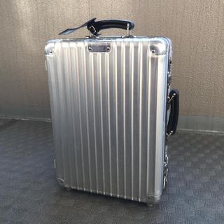 リモワ(RIMOWA)のリモワ  スーツケース  クラシックフライト 2輪(トラベルバッグ/スーツケース)