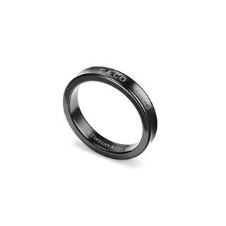 ティファニー(Tiffany & Co.)のティファニー 1837™ リング チタン サイズ12 シンプル(リング(指輪))