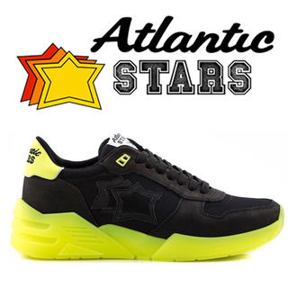 新品 レア Atlantic STARS アトランティックスターズ 40 メンズ(スニーカー)