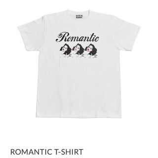 ロキエ(Lochie)のno panties Tシャツ(Tシャツ(半袖/袖なし))
