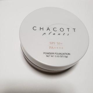 チャコット(CHACOTT)のチャコット CHACOTT ライトベージュ 322(フェイスパウダー)