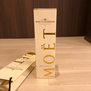 モエエシャンドン(MOËT & CHANDON)のMOE&CHANDON(シャンパン/スパークリングワイン)