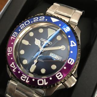 セイコー(SEIKO)のセイコーダイバー SRPD53K1 セイコー5 MOD カスタム(腕時計(アナログ))