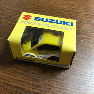 スズキ(スズキ)の新品未使用 スズキSuzuki SX4 オリジナルプルバックカー(ミニカー)