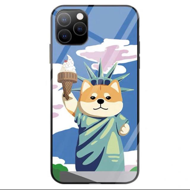 iPhone 11/11pro スマホケース 柴犬の通販 by リンリン's shop|ラクマ