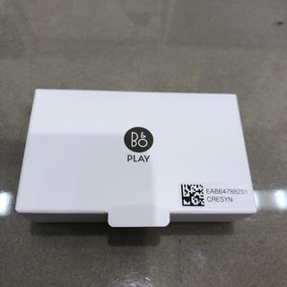 エルジーエレクトロニクス(LG Electronics)のB&O PLAY コラボハイレゾイヤホン V30+(ヘッドフォン/イヤフォン)