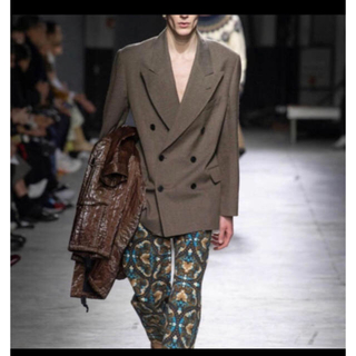 最終値下げ dries van noten 19aw