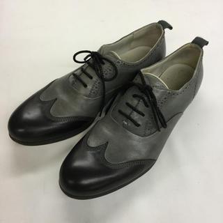 アルフレッドバニスター(alfredoBANNISTER)のアルフレッドバニスター ウィングチップ レザーシューズ  革靴(ドレス/ビジネス)