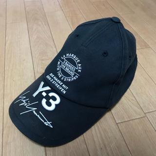 ワイスリー(Y-3)のY-3  キャップ 2018ss(キャップ)
