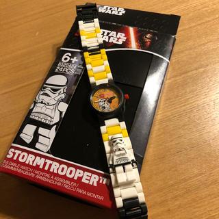 レゴ(Lego)のSTAR WARS STORMTROOPER LEGO ウォッチ(腕時計)