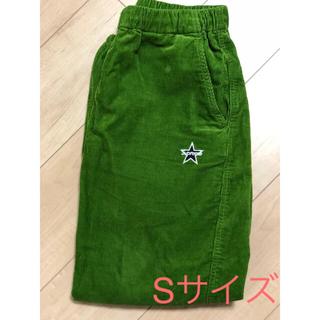 シュプリーム(Supreme)のsupreme Corduroy Skate Pant green(ワークパンツ/カーゴパンツ)