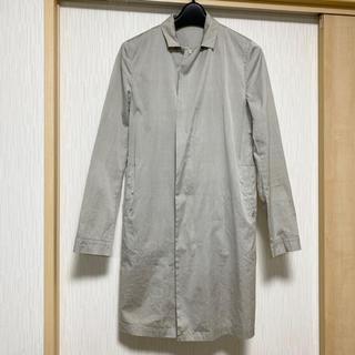 トゥモローランド(TOMORROWLAND)のGALERIE VIE  オシャレな春のコート シルク混素材 日本製(スプリングコート)