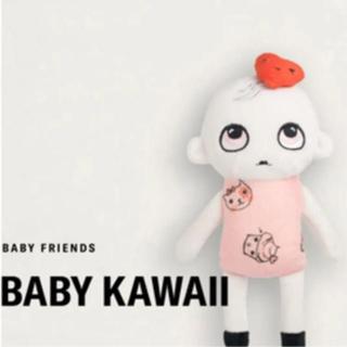 コドモビームス(こどもビームス)のラスト1点!LUCKYBOYSUNDAY Baby Kawaii(ぬいぐるみ/人形)