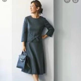 プラステ(PLST)のプラステ   Aライン スカート フレアスカート plst(ひざ丈スカート)