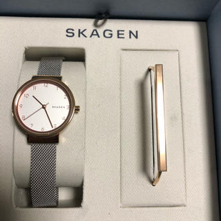 お値下げ!SKAGEM 腕時計とブレスレット