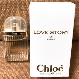 クロエ(Chloe)のクロエ LOVE STORY 7.5ml(香水(女性用))
