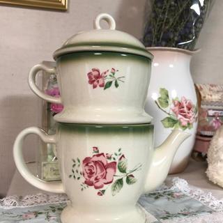 イマン イブ コーヒーポットサーバー 陶器(食器)