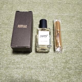ラッシュ(LUSH)の未使用 lush dirty 30ml 香水 パフューム(ユニセックス)