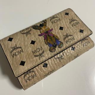 エムシーエム(MCM)のMCM 折り財布(財布)