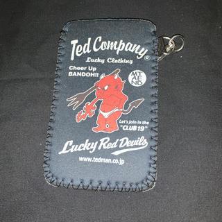 テッドマン(TEDMAN)のテッドマン携帯ケース(モバイルケース/カバー)